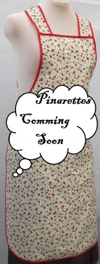PINARETTE APRON    . WMNS - Womans ( to fit waist up to AA ins / AAA cm )